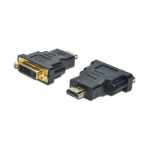 Adapter HDMI M - DVI-I Ž 24+5 DIGITUS
