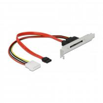 Adapter slot 1x SATA 22 pin Delock