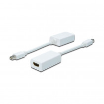 DisplayPort mini-HDMI adapter Digitus +Avdio bel