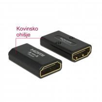 Adapter HDMI Ž - HDMI Ž 19-pin 4K Delock