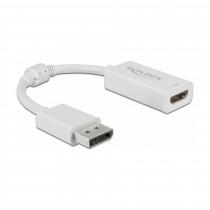 DisplayPort 1.4 - HDMI adapter HDR aktivni 4K 60Hz Delock bel