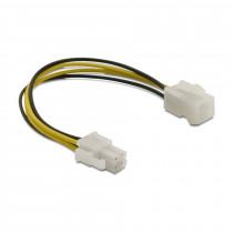 Adapter DC P4 podaljšek 0,15m Delock