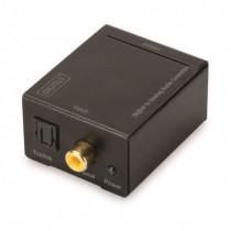 Pretvornik AVDIO SPDIF/Digitalni Koax -AVDIO Analog 2xRCA Ž stereo DIGITUS