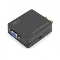 Pretvornik VGA/RCA - HDMI Digitus