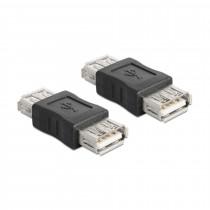 Adapter USB-A Ž - USB-A Ž DELOCK