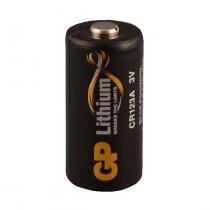 Baterija litijeva CR123 3V GP
