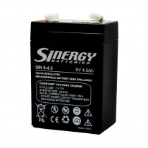 Akumulator SINERGY 6V/4.5 Ah